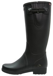 Viking Elvida Wellies Black Olive
