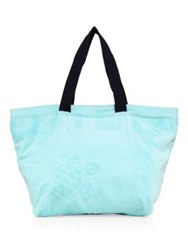 Vilebrequin Terry Beach Tote Lagoon