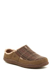 Acorn Wearabout Fleece Lined Moccasin Brown