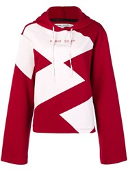 Damir Doma X Lotto Wijami Hoodie Red