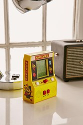 Urban Outfitters Handheld Pac Man Arcade Game Yellow
