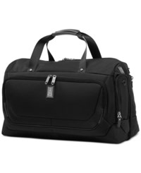 Travelpro Crew 11 Carry On Smart Duffel Bag Black