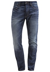 Jack And Jones Jack And Jones Jjmike Jjoriginal Straight Leg Jeans Blue Denim