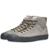 Novesta Star Dribble Felt Grey
