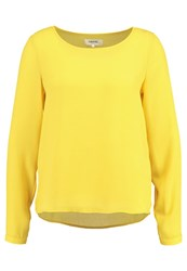 Zalando Essentials Blouse Yellow Dark Yellow