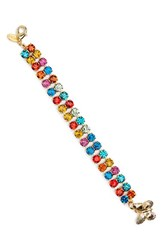 Rodarte Women's Rainbow Crystal Bracelet Nordstrom Exclusive