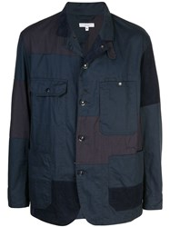 Engineered Garments Logger Jacket Blue