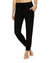 Kensie Keeper Jogger Sleep Pants Black