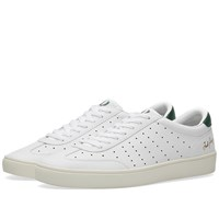 Fred Perry Umpire Leather Sneaker White