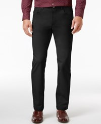 Inc International Concepts Men's Slim Fit Stretch Cotton Jeans Only At Macy's Black