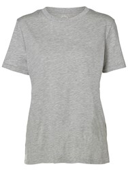 Selected Femme My Perfect T Shirt Grey