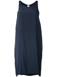 Kristensen Du Nord Scoop Neck Tank Dress Blue