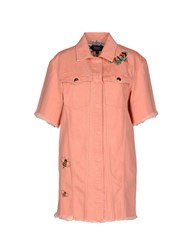 Cycle Short Dresses Salmon Pink