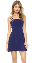 Amanda Uprichard Donna Dress Navy