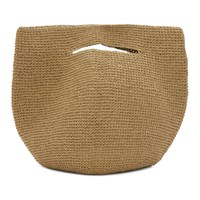 Lauren Manoogian Brown Bowl Tote