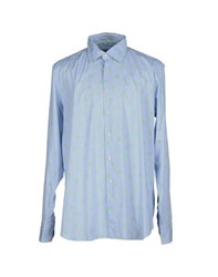 Hydrogen Shirts Shirts Men Sky Blue
