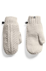 The North Face Minna Mittens Vintage White