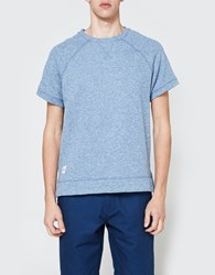 Native Youth Milford Crew Blue