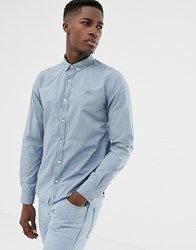 Superdry Paperweight Shirt In Blue