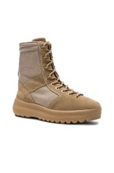 Yeezy Season 3 Military Boots In Neutrals