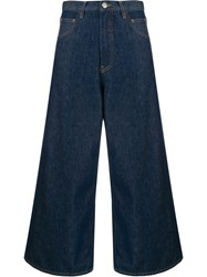 Haikure Wide Leg Cropped Jeans 60