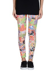 Happiness Trousers Leggings Women Light Green