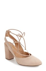Klub Nico Women's Ruby Ghillie Pump Nude