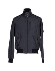 Milestone Jackets Steel Grey