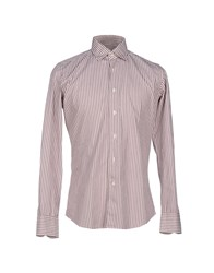 Glanshirt Shirts Shirts Men White