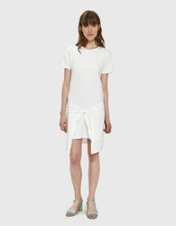 Which We Want Mala T Shirt Dress Off White