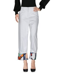 Giles Casual Pants White