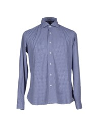 Orian Shirts Shirts Men Blue