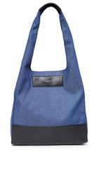 Rag And Bone Walker Shopper Tote Indigo Denim