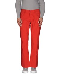 Armata Di Mare Trousers Casual Trousers Men Red