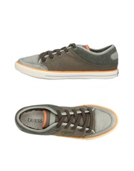 Guess Sneakers Military Green