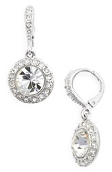 Women's Givenchy Crystal Drop Earrings