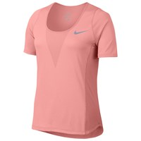 Nike Zonal Cooling Running Top Bright Melon
