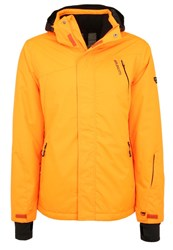 Brunotti Marano Snowboard Jacket Fluo Orange