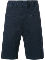 Ag Jeans Classic Shorts Blue