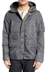 Men's Spiewak 'Spitfire N3 B' Water Repellent Hooded Jacket