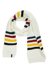 Pendleton Women's National Park Scarf Glacier Stripe