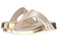 Easy Spirit Aggy 3 Champagne Shoes Gold