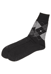 Burlington Socks Karo Black