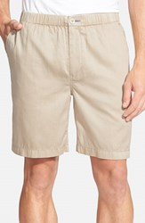 Men's Tommy Bahama 'Beachfront Lounger' Relaxed High Rise Shorts French Clay
