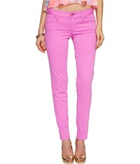 Lilly Pulitzer Worth Skinny Pant Amethyst Women's Casual Pants Purple
