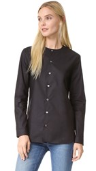 Marie Marot Joe Round Neck Shirt Black