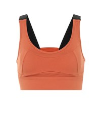 Varley Edris Sports Bra Brown