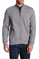 Ben Sherman Quilted Jacket Gray