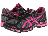 Asics Gt 1000 3 Pr Black Hot Pink Pink Ribbon Men's Running Shoes