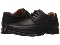 Hush Puppies Pender Spy Ice Black Waterproof Leather Men's Shoes